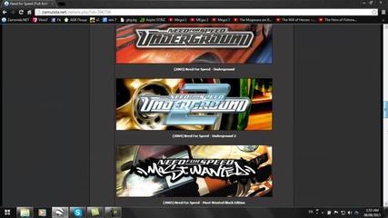 Урок 1 | Как да сложим бг интерфейс на Need for Speed Most W. 2005