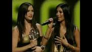 Pussycat Dolls - Accepting Award