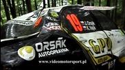 Big rally crash! - 38. Rally Bohemia 2011 - Jaroslav Orsak Karel Vajik