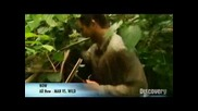Ultimate Survival / Оцеляване на предела с Bear Grylls, Сезон 1, Еп. 3, Costa Rican Rain Forest [1]