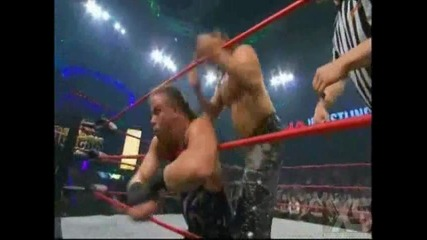 Tna Genesis 2011 - Rob Van Dam vs. Matt Hardy (бг аудио)