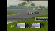 F1 - F.alonso Vs M.schumaher