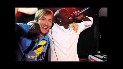 New! David Guetta feat Akon - Crank It Up