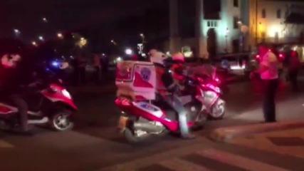 USA: American killed, Russian among 13+ injured in Tel Aviv stabbing rampage