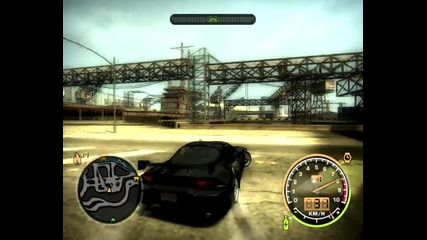 Need For Speed Most Wanted - Drift with Mazda Rx7