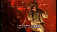 Slipknot - The Heretic Anthem lyrics (hq)