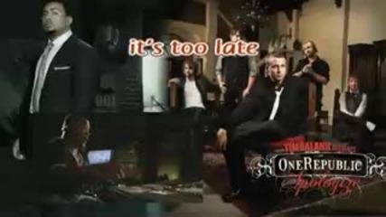 One Republic Apologize Karaoke Instrumental
