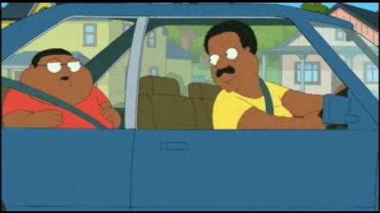 The Cleveland Show - Трейлър