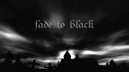 *превод* Metallica - Fade to Black