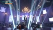 300.1014-11 Bts - Am I Wrong + Blood Sweat & Tears, Music Bank E857 (141016)