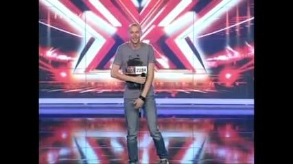 Момче Разби Журито С Танц И Глас - X - Factor България!