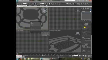 3d Studio Max урок за правене на оръжия