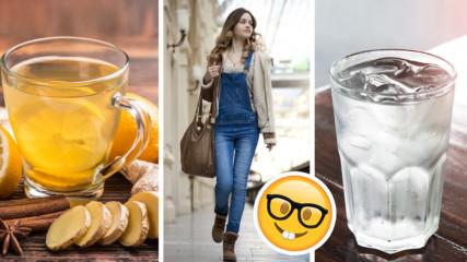 7 безценни мързеливи хитринки за по-бързо отслабване