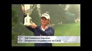 Уеб Симпсън спечели Откритото първенство на САЩ