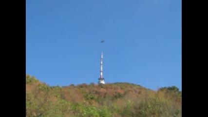 Tv kula belogradchik s vrah-149 metra viso4ina