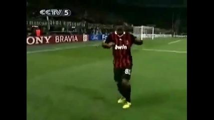 Смях Роналдиньо играе Кючек