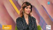 В аванс: Актрисата Янина Кашева пред Мариян Станков-Мон Дьо