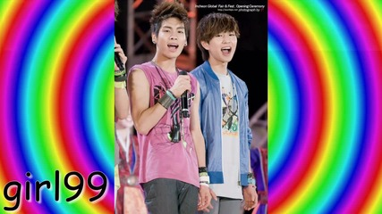 Onew and Jonghyun