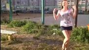 Анна Суворова - Благотворительный Флэшмоб «вместе» (cover Ice Bucket Challenge)