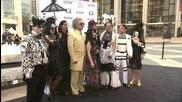 Tim Burton Fans Dressed Up For Danny Elfman Honors