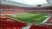 Русия 2018 -стадионите на Световното Първенство по Футбол