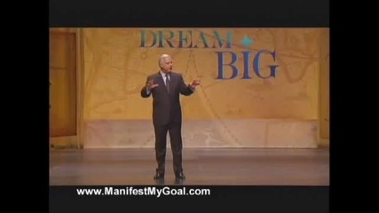 Jack Canfield First Step to Achieve Your Dreams