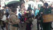 Ромската група от град Радомир