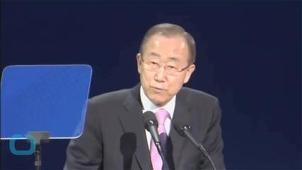 UN Condemns Aid Chief's Expulsion