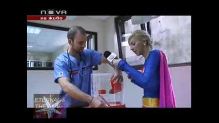 ! Супер Бианка и болният мишок, Шоуто на Иван и Андрей, 03 юни 2010