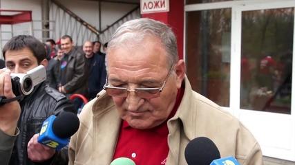 Пенев: Сигурен съм, че ще победим Левски