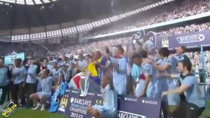 Шампионът на Англия - Манчестър Сити