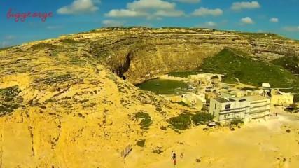 Азурският прозорец в Малта е загубен завинаги