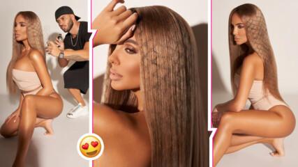 Изненада: Николета Лозанова отново е блондинка! Моделът - с модерния за годината балеаж
