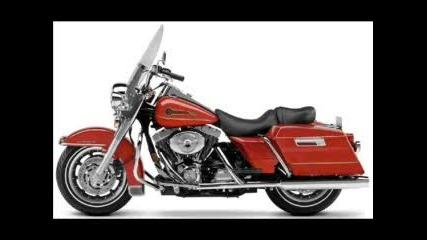 Harley Davidson ( Мотори )