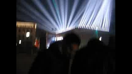 Батенберг - 30.12.2006г. - Светлинно Шоу