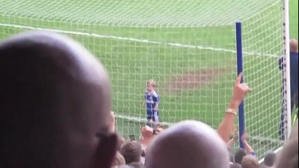 Бебе вкара гол на Стамфорд Бридж