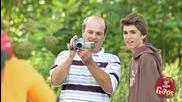 От деца в горили - Скрита камера