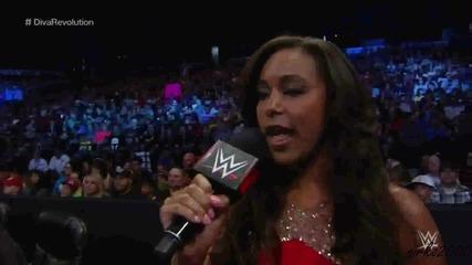 Charlotte vs Naomi:wwe Smackdown/ Разбиване 6 Август 2015