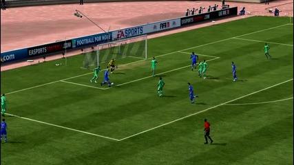 Пропуск - Fifa 11