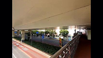 China: Shanghai streets stay empty amid coronavirus outbreak