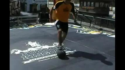 Amazing football tricks