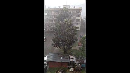 """От """"Моята новина"""": Дъжд в Троян"""