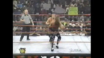 W W F R A W 20.10.97 - Promo + Owen Hart vs Shawn Michaels