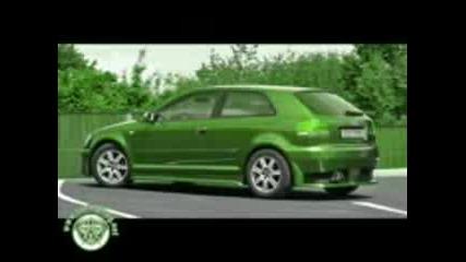 tuning Audi A3