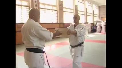 Дан тест: Изпит за черен колан в киокушин школата Будокай