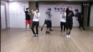 Bts - Paldogangsan choreography practice 101013
