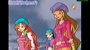 Winx Club What Hurts The Most*+превод
