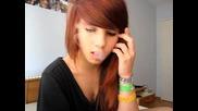 pravq krugcheta ot dim...(s cigara)
