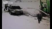 Изгубена гума се призимява успешно (1)