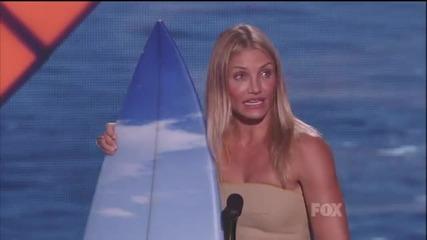 [hd] Teen Choice Awards 2011 (part 7)